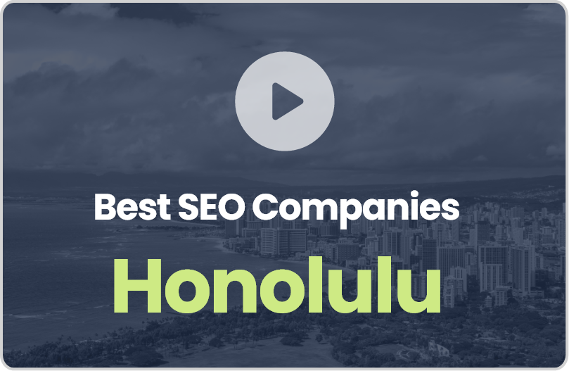 Best Honolulu SEO Companies