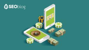 How do online casinos use SEO, tech and hosting to build their brand