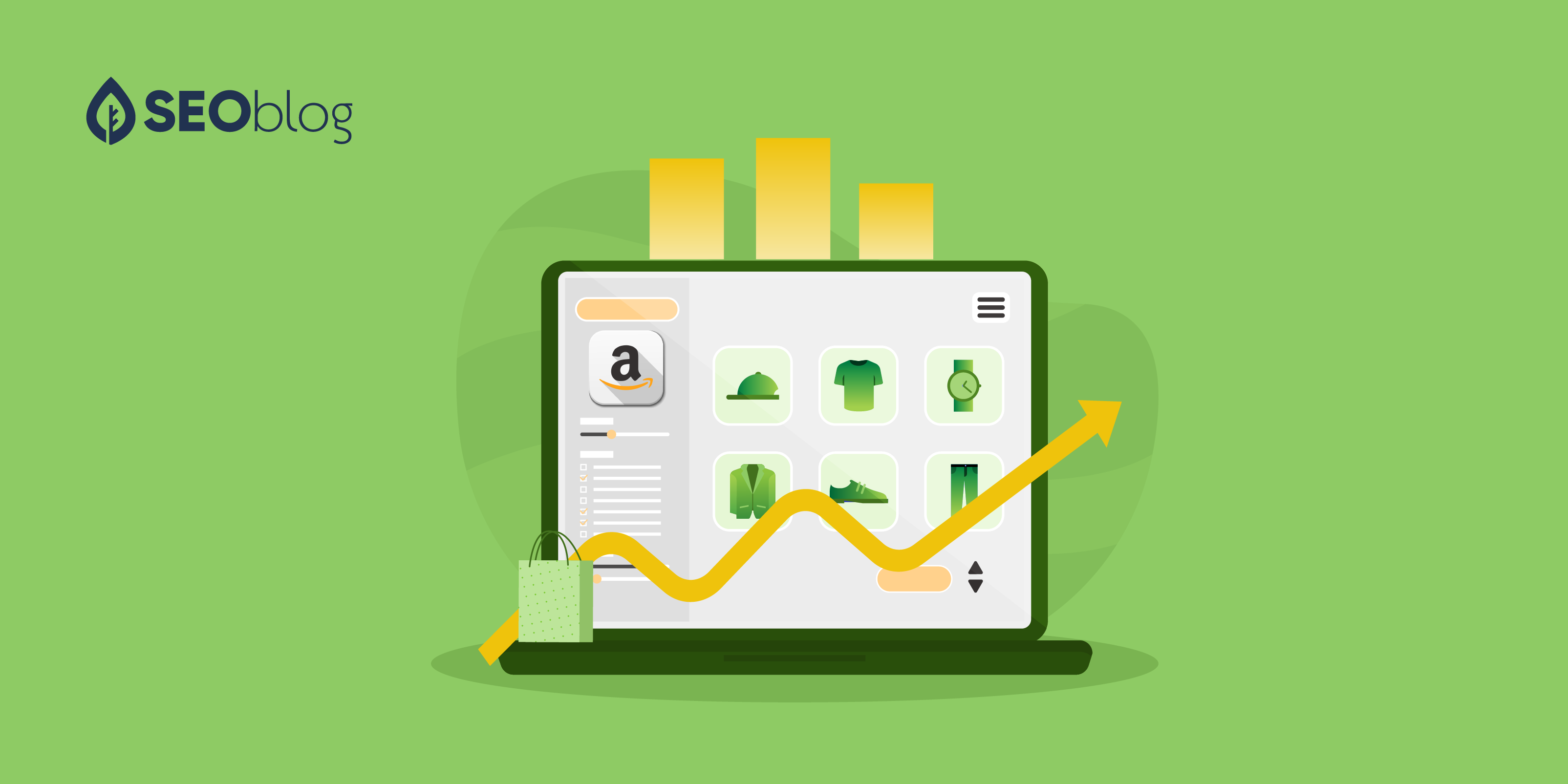 seoblog Grow and Rank an Amazon Niche Website