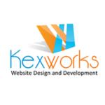KexWorks Website Design