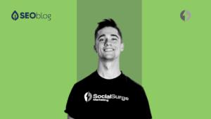 Milwaukee SEO Expert Eric Hess from SocialSurge Marketing