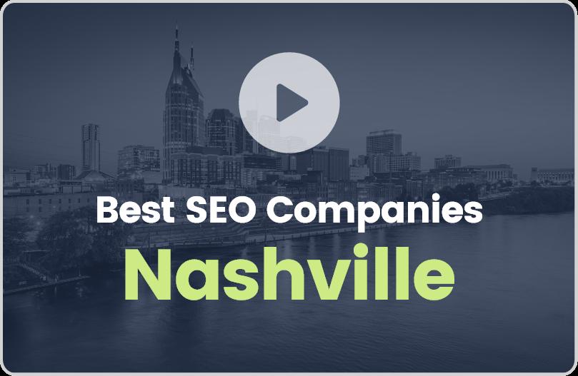 Best Nashville SEO Companies