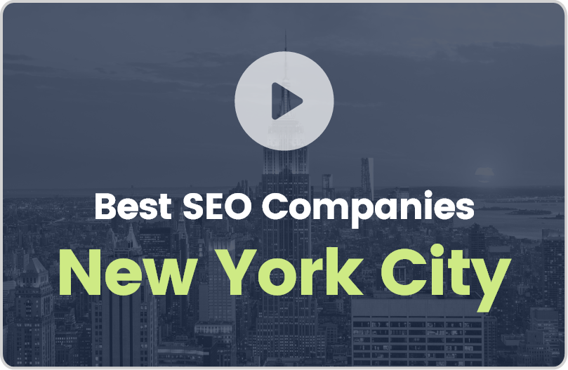 Best New York City SEO Companies