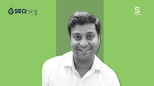 New York SEO Expert Vibhu Satpaul from Saffron Edge Inc