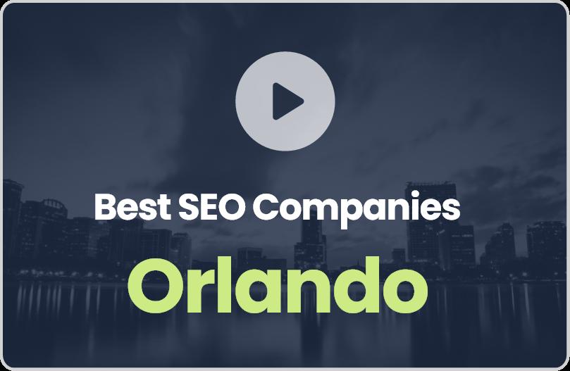 Best Orlando SEO Companies