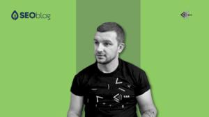 SEO Expert Max Zakhozhyi from UAATEAM
