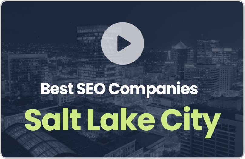 Best Salt Lake City SEO Companies