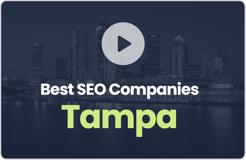 Best Tampa SEO Companies