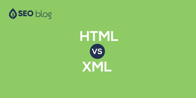 The Difference between an HTML and an XML Sitemap