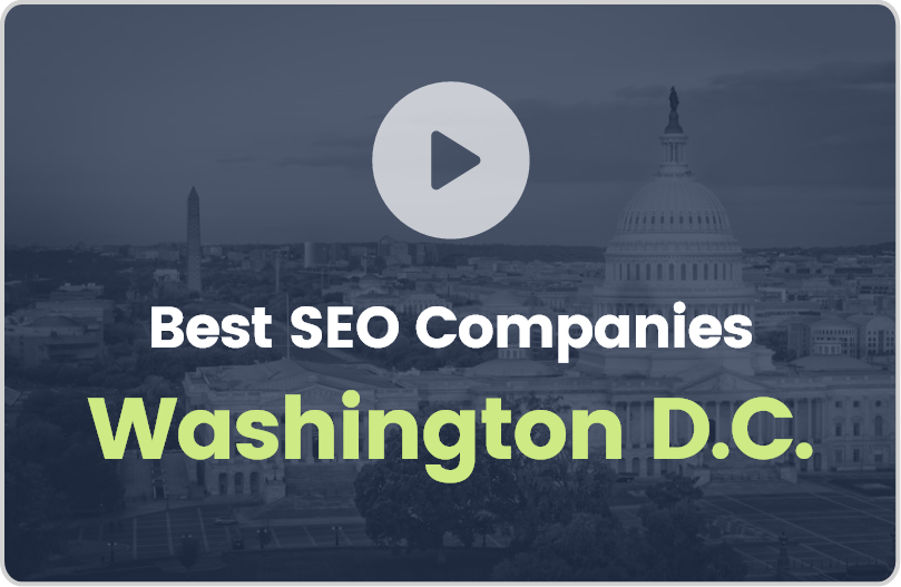 Best Washington D.C. SEO Companies