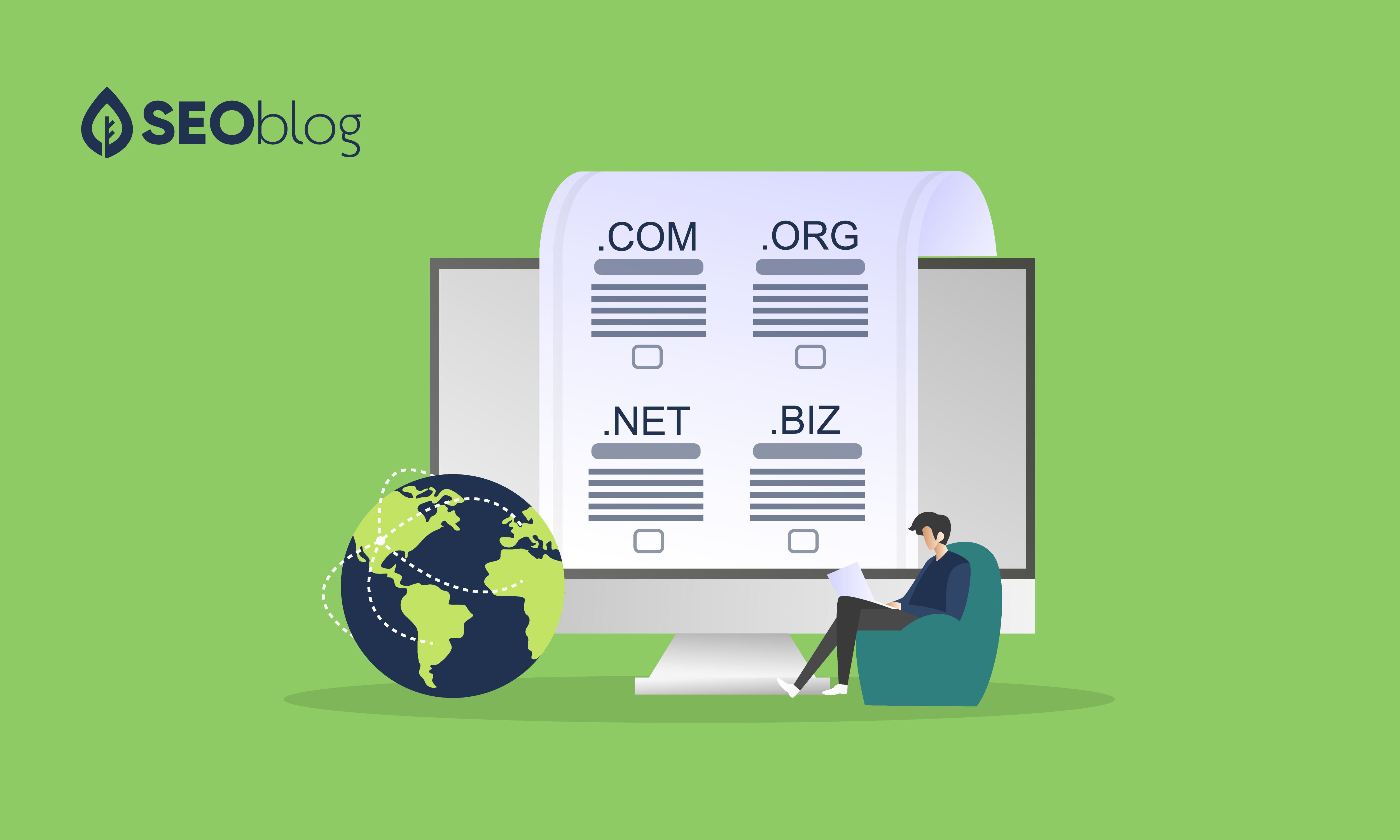 Which Domain Extensions Rank The Best in Google