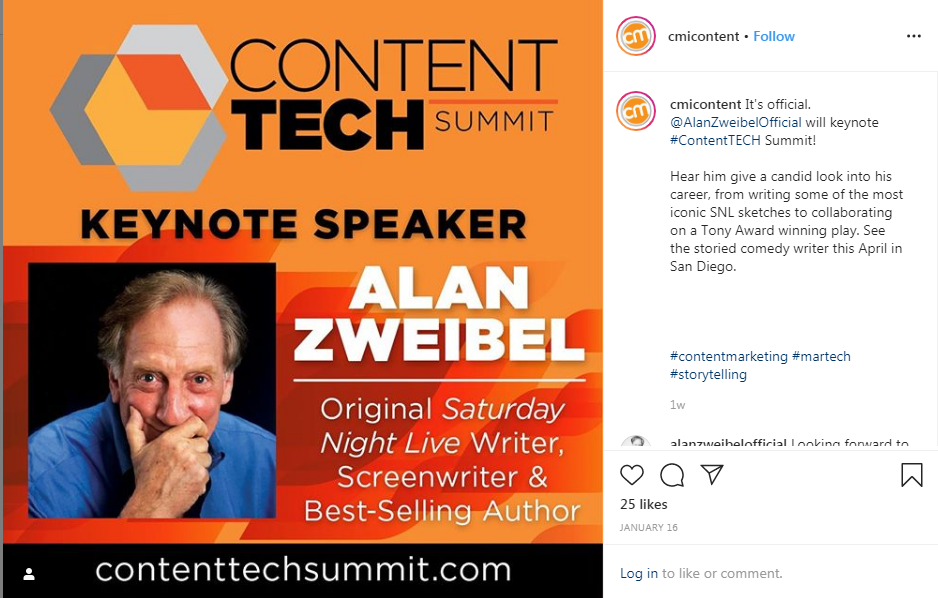 content tech summit