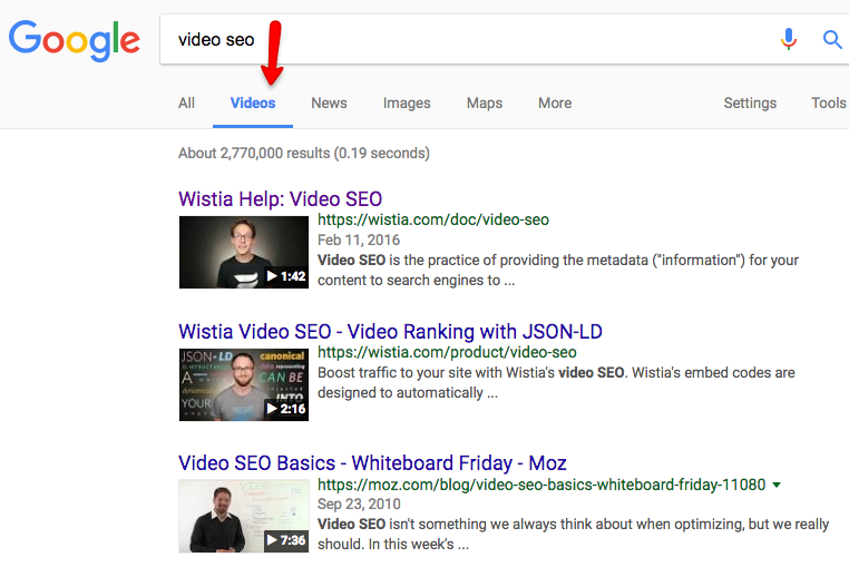 integrating video content into your content strategy SEOBLOG