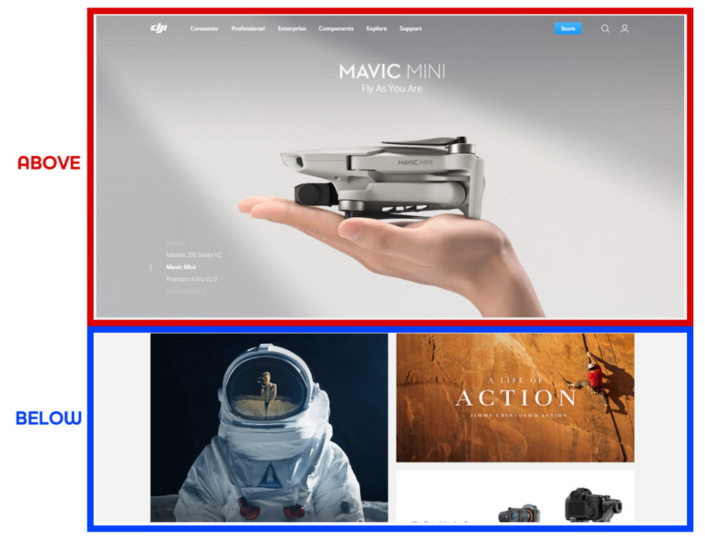 DJI 5 Web Design Strategies