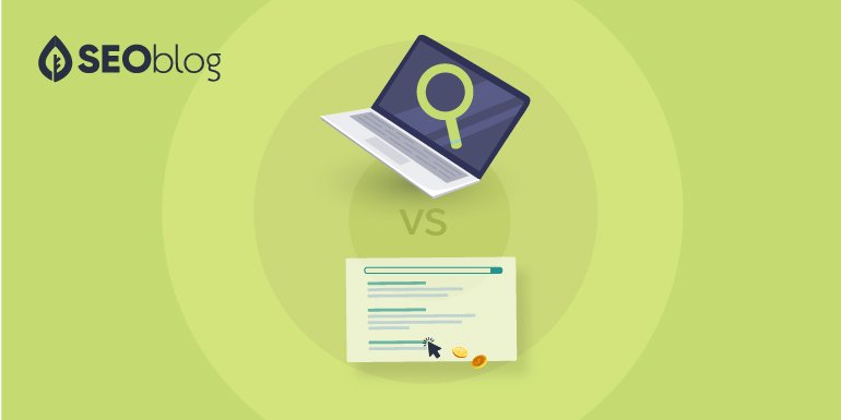 SEO vs. PPC: Which is Best For You?