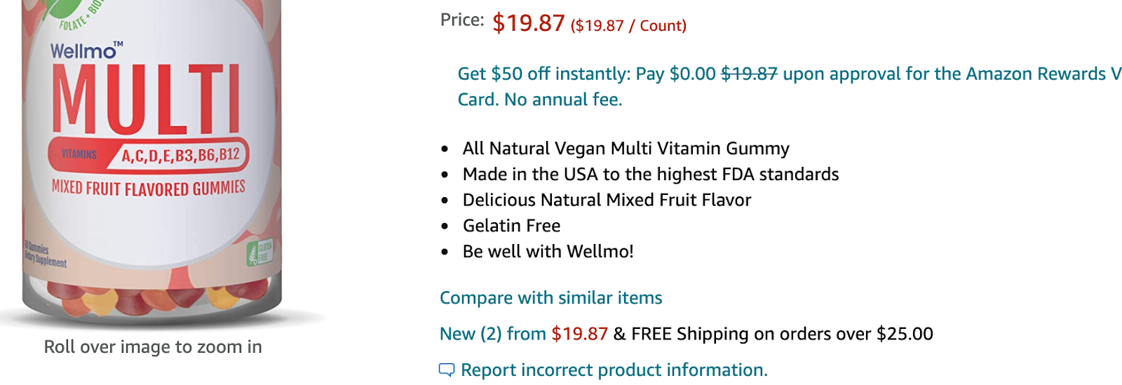 wellmo product