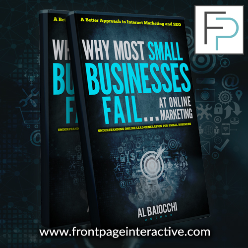 why most business fail at online marketing